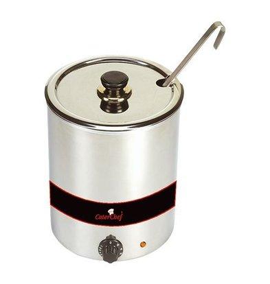 CaterChef Chauffe-Soupe  5,7 Litres INOX