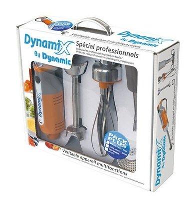 Dynamic Mixeur Plongeur Dynamic Set avec Bloc Moteur | Tige de mélange 43cm | 220W