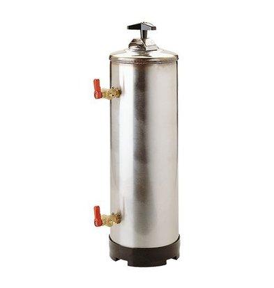 CHRselect Adoucisseur d'eau pour Lave-vaisselle, Machine à glaçons etc. | 20x40cm | 8 Litres