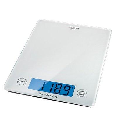 CHRselect Balance Électronique | Boîtier Plastique | 05kg/01gr | 230x180x(H)20mm