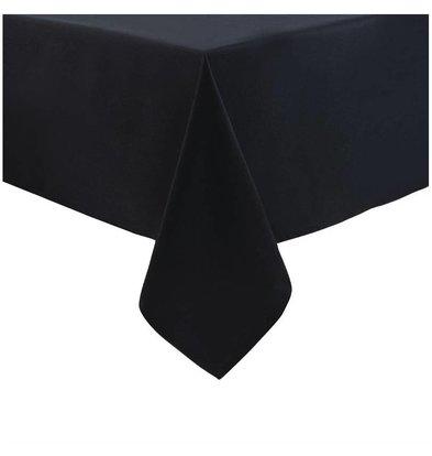 Mitre Essentials Nappe Ocassions | Noir | 100% polyester | Disponibles en 3 tailles