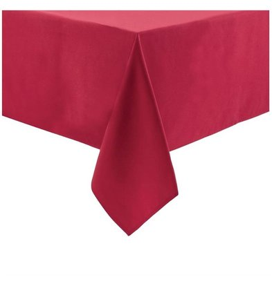 Mitre Essentials Nappe Ocassions | Bordeaux | 100% polyester | Disponibles en 3 tailles