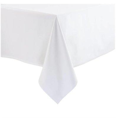 Mitre Comfort Nappe Opulence | Blanc | 50% polyester / 50% coton | Disponibles en 4 tailles