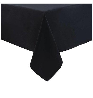 Mitre Essentials Nappe Rectangulaire Ocassions | Noir | 100% polyester