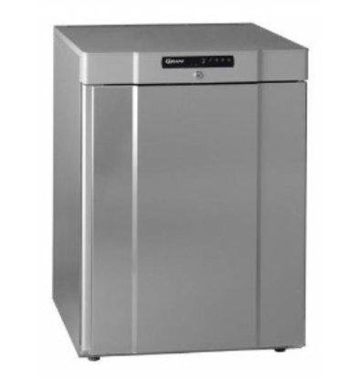 Gram Réfrigérateur Dessous Comptoir INOX | Gram COMPACT K 210 RG 3N | 125L | 595x640x830(h)mm