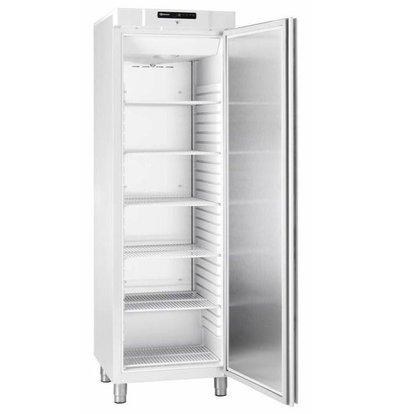 Gram Congélateur Blanc/INOX | Gram COMPACT F 410 LG L1 6W | 346L | -22/-5°C | 595x640x1875(h)mm