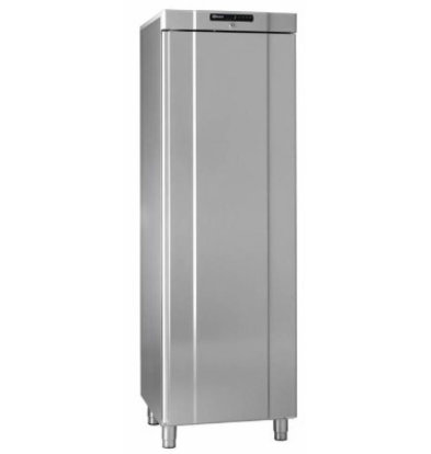 Gram Réfrigérateur INOX | Gram COMPACT K 410 RG L1 6N | 346L | +2/+12°C | 595x640x1875(h)mm