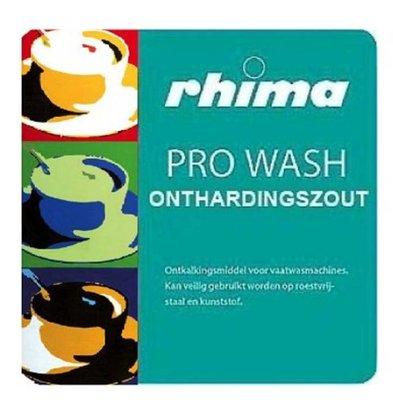 Rhima Sel adoucissant | Pro Wash | Sac 25kg | Lot de 2