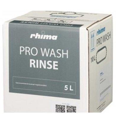 Rhima Produit de rinçage |Pro Wash Rinse | Bag in Box | 5 litres