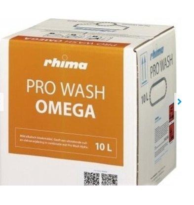 Rhima Eau de Javel  | Pro Wash Omega | Bag in Box | 10 litres