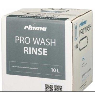 Rhima Produit de rinçage |  Pro Wash Rinse | Bag in Box | 10 litres