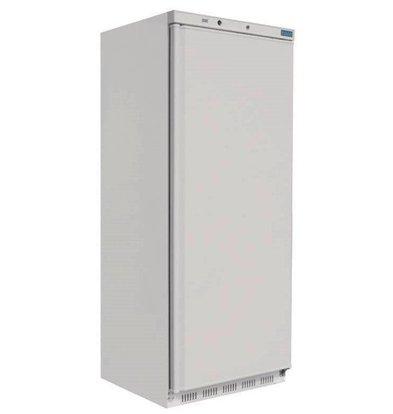 Polar Congélateur GN2/1 Blanc | 600 Litres | 7 Etagères Fixes | 695x780x1890(h)mm