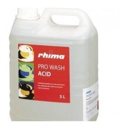 Rhima Agent décalcifiant  |Pro Wash Acid | le lot 2 x 5 litres