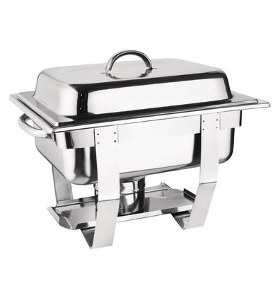 CHRselect Chafing Dish Milan   GN 1/2   3,7 Litres   365x300x300(h)mm
