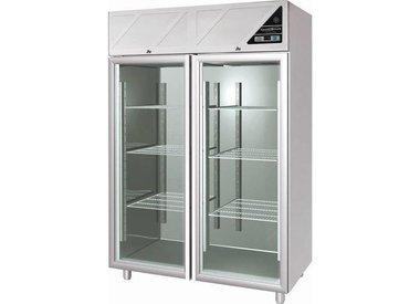 Réfrigérateurs - Doubles Portes en Verre