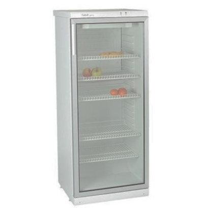 Exquisit Réfrigérateur Porte Vitrée   320L   5 Grilles Réglables   600x600x(h)1730mm