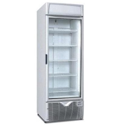Framec Réfrigérateur Porte VItrée | 472L | 5 Grilles Réglables | 668x685x(h)1990mm