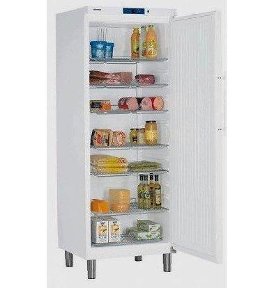 Liebherr Réfrigérateur Blanc | Liebherr GKv 6410 | Gastronorm 2/1 | 663L  | 750x750x(h)2060mm