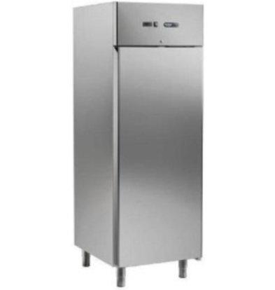Afinox Réfrigérateur INOX | 3x2/1GN | R404a | 733x803x(H)2090mm
