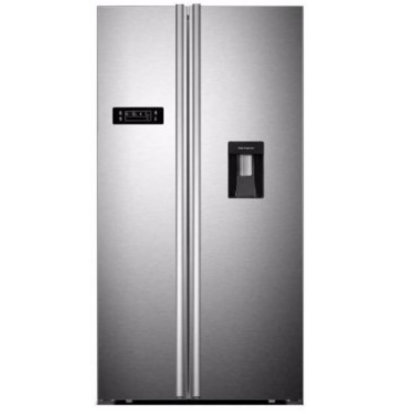 Frilec Réfrigérateur/Congélateur Américain A++ | 342L / 172L | Distributeur d'Eau | 650x900x1780(h)mm