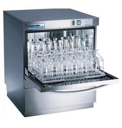 Winterhalter Machine à laver le verre Winterhalter UC-XL-GLASS - 500x500mm / 500x540mm - Paroi arrière en acier inoxydable IP X5