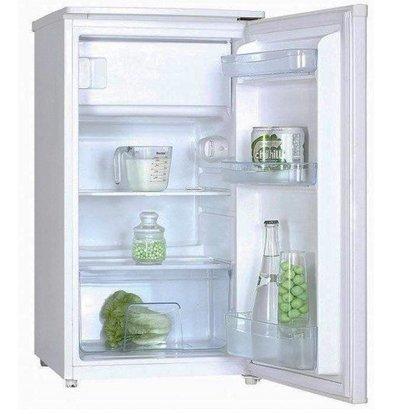 Exquisit Réfrigérateur Exquisit Blanc A++ | 69 Litres | avec Surgélateur 11L | 480x520x850(h)mm