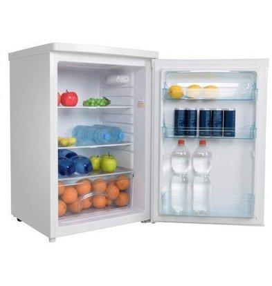Exquisit Réfrigérateur Exquisit Blanc A++ |  130 Litres | 550x580x850(h)mm