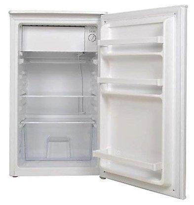 Exquisit Réfrigérateur Exquisit Blanc A+ |  87 Litres | avec Surgélateur 13L | 490x500x850(h)mm