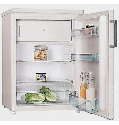 Frilec Réfrigérateur Exquisit Blanc A++ | 103 Litres | avec Surgélateur 15L | 550x580x850(h)mm