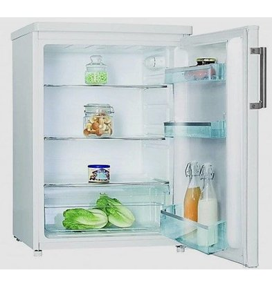 Frilec Réfrigérateur Exquisit Blanc A++ | 130 Litres | 550x580x850(h)mm