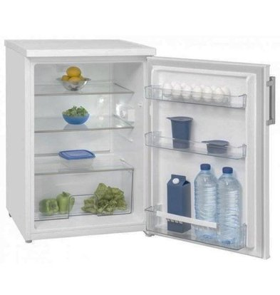 Exquisit Réfrigérateur Exquisit Blanc A+++ | 134 Litres | 560x580x850(h)mm