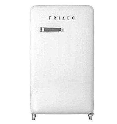 Frilec Réfrigérateur FRILEC Blanc A++  | 108 Litres | avec Surgélateur 13L | 540x620x980(h)mm