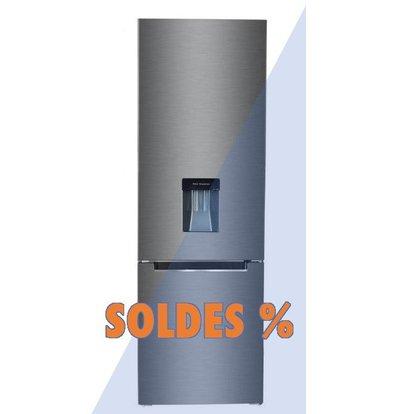 Frilec Réfrigérateur FRILEC A++ | avec Surgélateur 68L | Distributeur d'Eau | PROMOTION XXL!