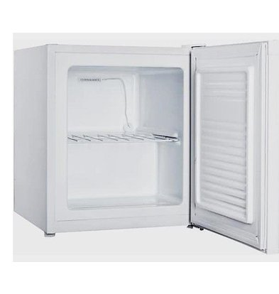 Exquisit Congélateur Mini Blanc | Exquisit A+ | 34 Litres | 440x490x510(h)mm