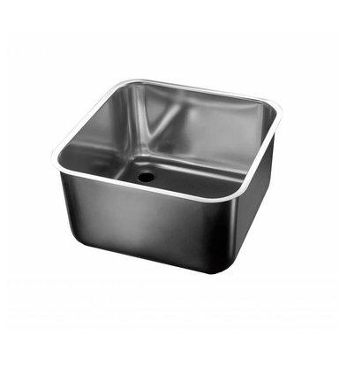Combisteel Plonge |  500x500x300(h)mm