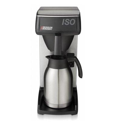 Bravilor Bonamat Cafetière Iso | Café filtre Thermos 214x391x (H) 465mm