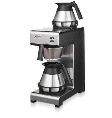 Bravilor Bonamat Cafetière Mondo / Matic | Café filtre  | 195x406x446 mm
