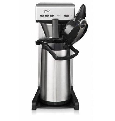 Bravilor Bonamat Cafetière THa | Technologie de filtrage rapide 235x406x545 mm