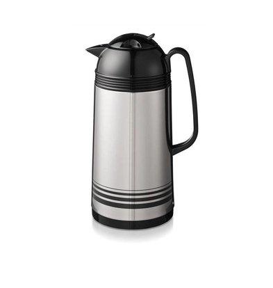 Bravilor Bonamat Thermos Inox | Pot intérieur en verre | 1,9 litres | Ø147x316(h)mm