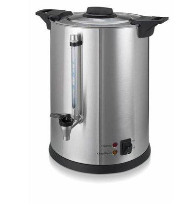 Bravilor Bonamat Percolateur 75 | Acier inoxydable à double paroi | 10 litres Ø282x (H) 430cm