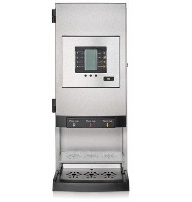 Bravilor Bonamat Machine à café | Bolero Turbo LV20 | Connexion d'eau 333x484x (H) 813mm