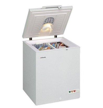 Elcold Congélateur Coffre Blanc A+ | Couvercle Plein | Réfrigérant R290 | 750x730x(h)865mm