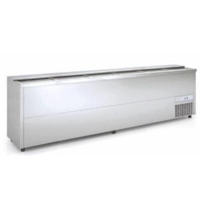 Coreco Bar Comptoir Réfrigéré Inox | 860 Litres | 2970x550x(h)850mm