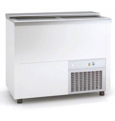 Coreco Bar Comptoir Réfrigéré | 270 Litres | 1020x550x(h)850mm