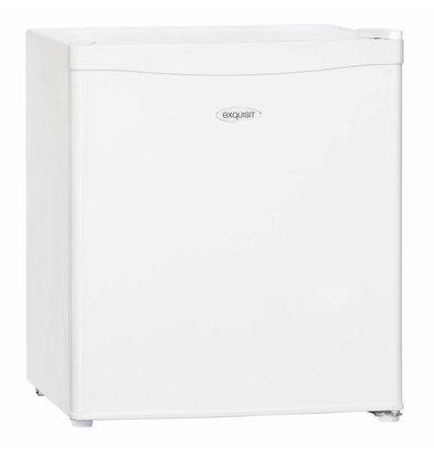 Exquisit Congélateur Mini Blanc | Exquisit A++ | 30 Litres | 440x470x510(h)mm