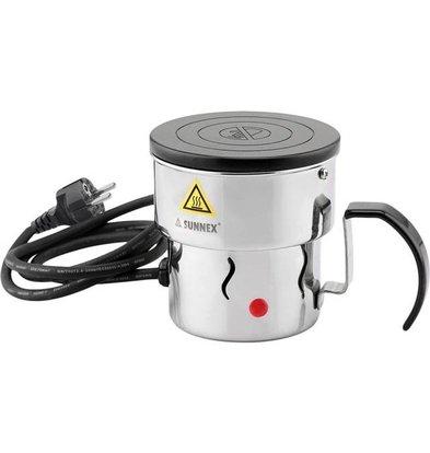 Sunnex Chauffage Electrique pour Chafing Dish | 350W | (h)115x160x110mm