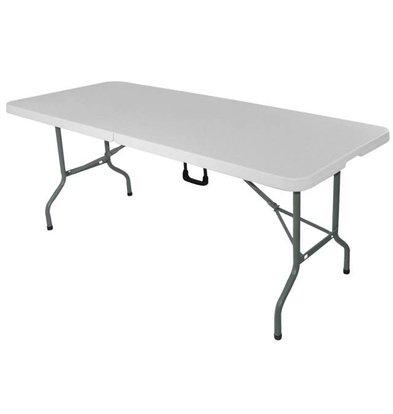 Fiesta Table de Buffet Pliable | Poids 16.5 Kg| 1830x762x740 mm