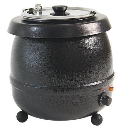Stalgast Marmite à Soupe Electrique | 435W | 10 Litres | Ø330x360mm