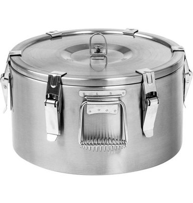 Stalgast Thermos INOX | 10 litres | Basic Line |Ø360x210mm