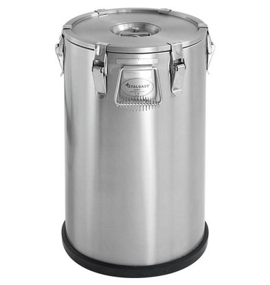 Stalgast Thermos de Transport INOX | 20 Litres | Ø288x530mm